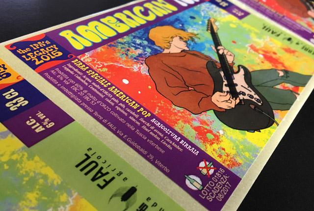 DM Label etichette adesive multicolore