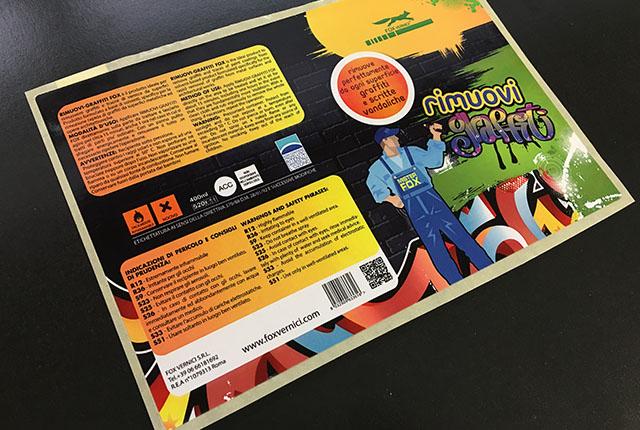 DM Label etichette adesive speciali